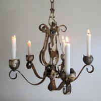 The Beauty Of Candle Chandelier