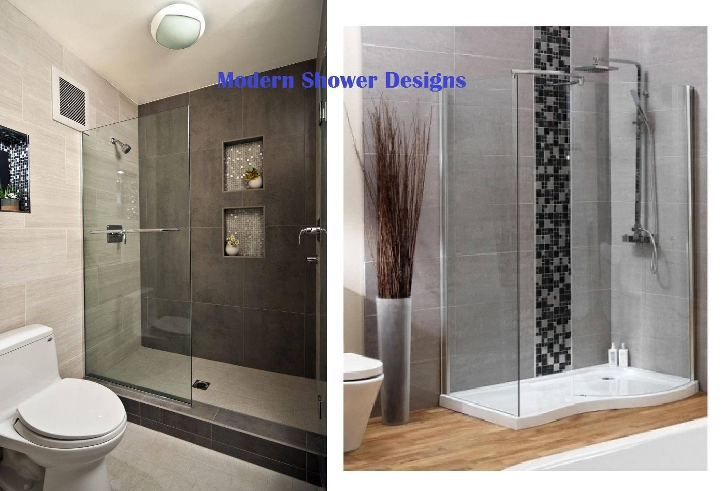 Designer Walk In Showers | Ideasidea