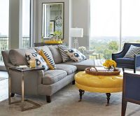 How To Decorate A Condo Living Room