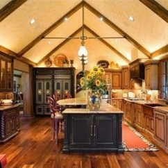 Country French Kitchens Mega Kitchen System Design