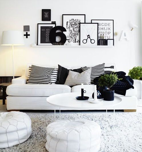 living room pictures black and white with crown molding color schemes chic modern scheme