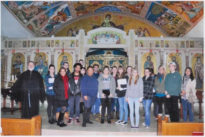 Trip to St. Sophia
