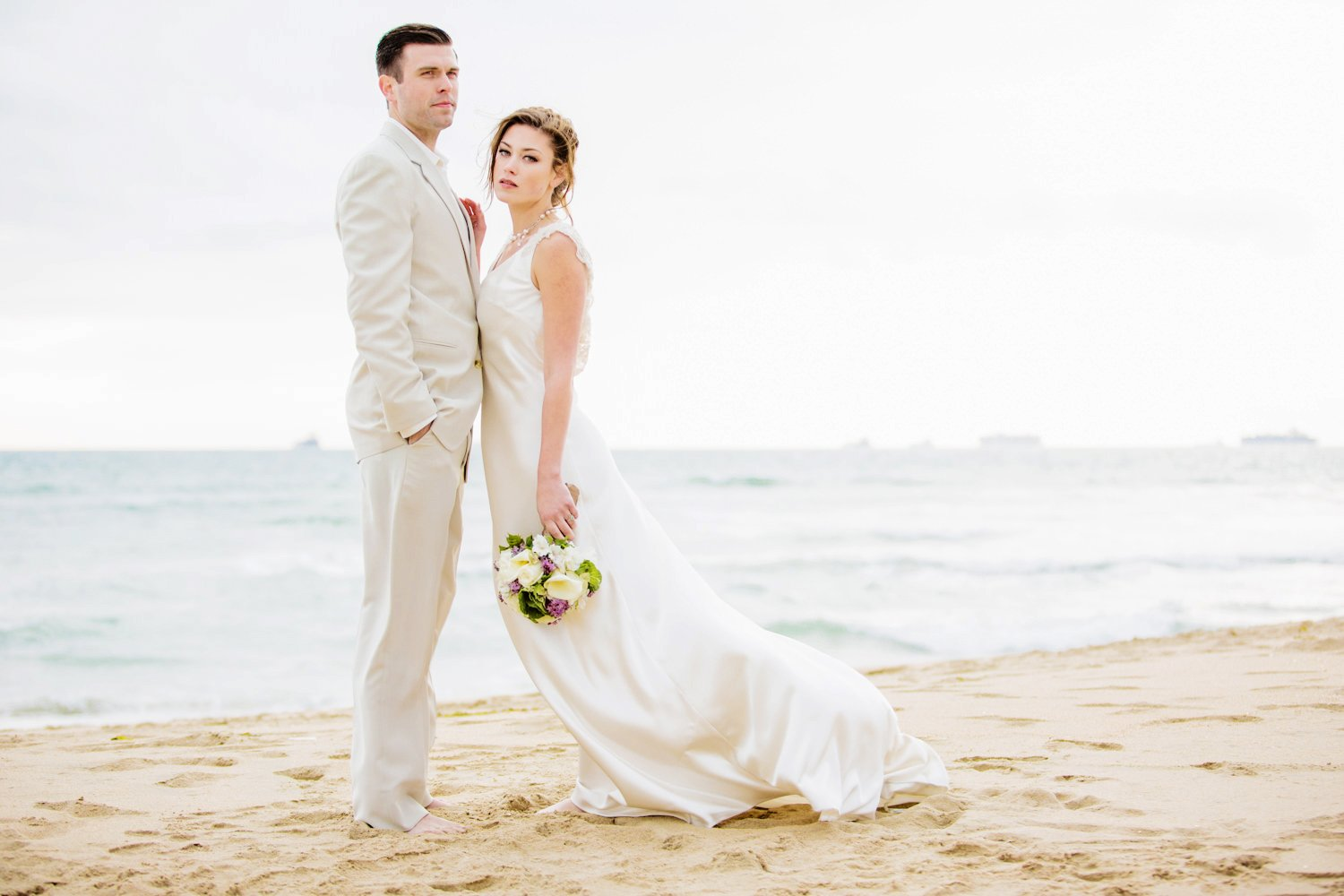 For A Shipwreck Theme That Would Help Us Create Magical Images Which Transform The Way People Think About Southern California Beach Weddings