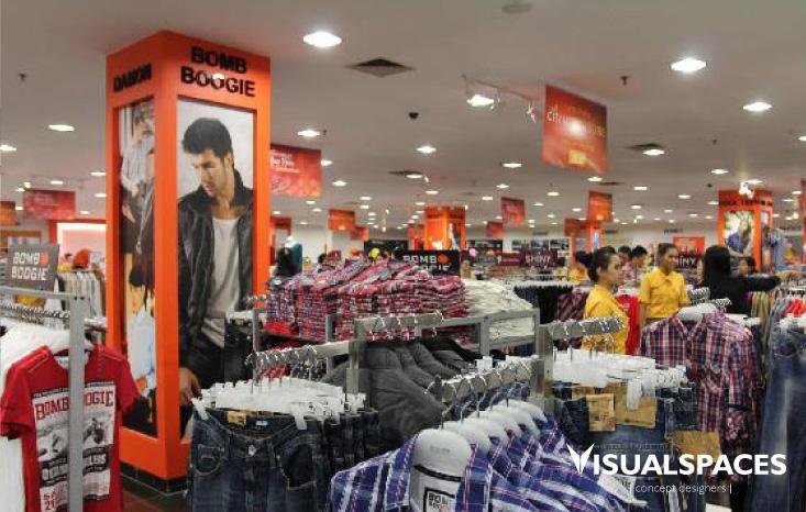Citrus Department Store in Cilandak Indonesia - Completion Photo 1