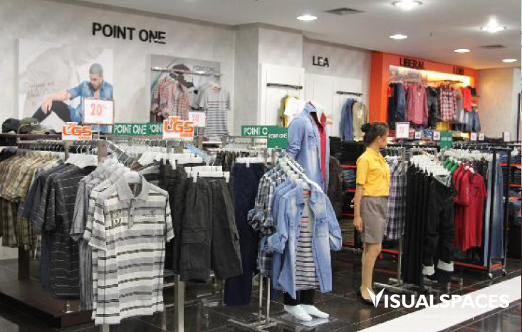 Citrus Department Store in Cilandak Indonesia - Completion Photo 4