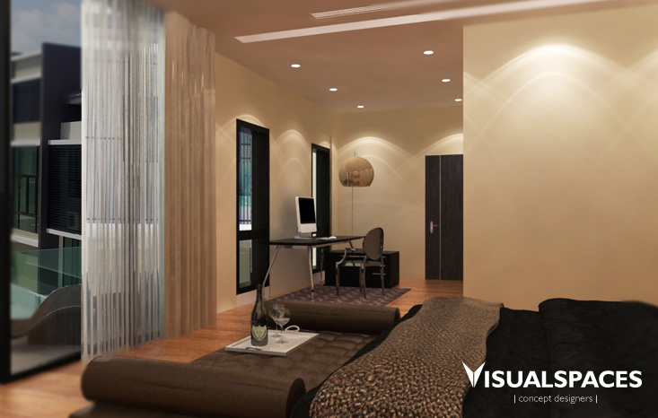 East Ledang Johor Bahru Malaysia - Master Bedroom View 2