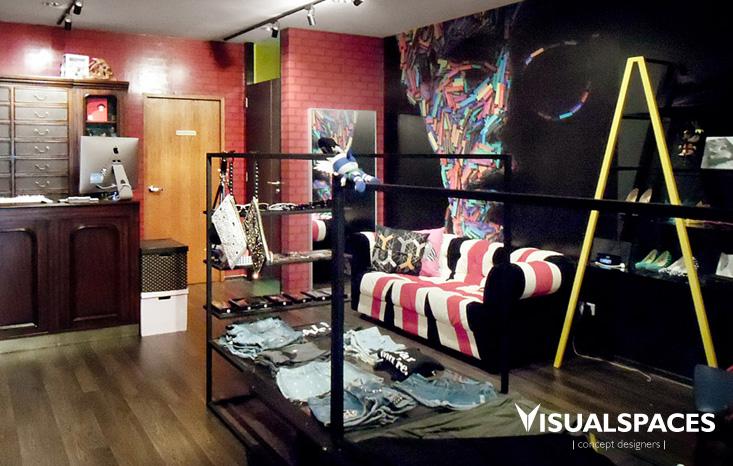 Fashlurk Fashion Retail Shop Boat Quay - Completed Shop photo 1
