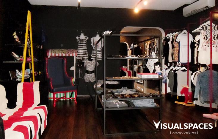 Fashlurk Fashion Retail Shop Boat Quay - Completed Shop photo 4