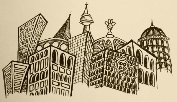 big city doodle
