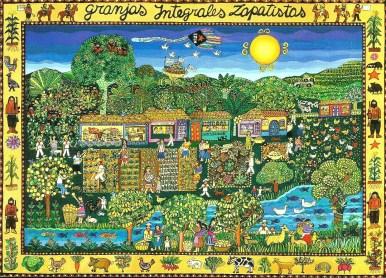 """Zapatista integral farms"""