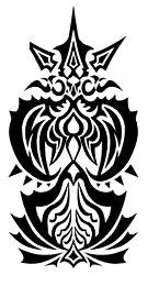 Zeromus's Esper glyph