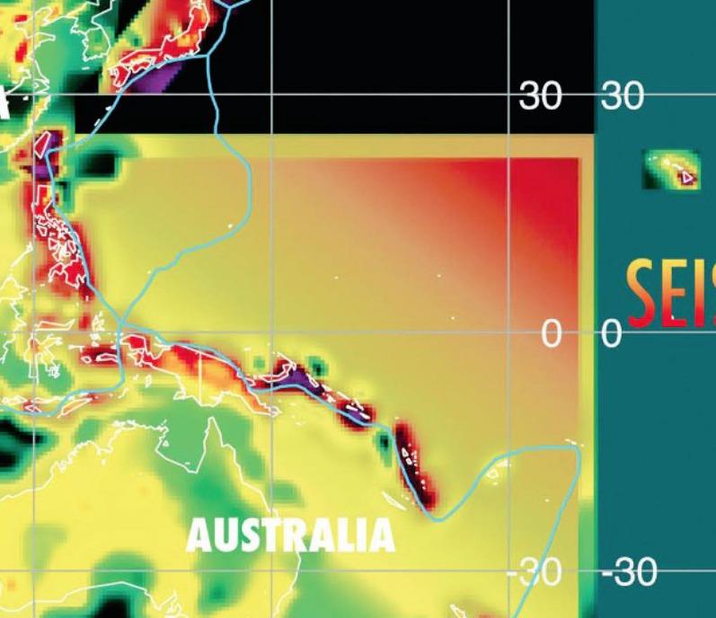 Dangerous tectonic visualisations