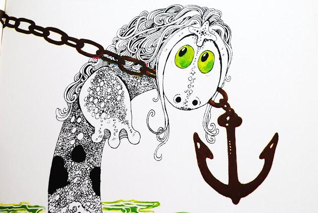Ruffen, my childhood sea dragon