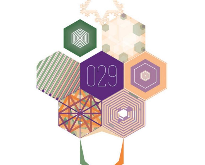 Hexagon Project - Serial Doodles