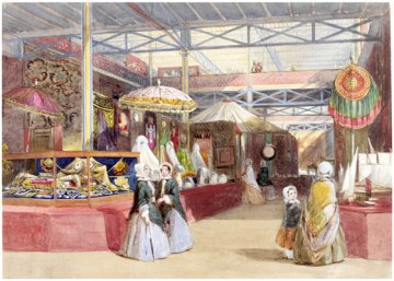 Henry Clarke Pidgeon, 'The Indian Court and Jewels'