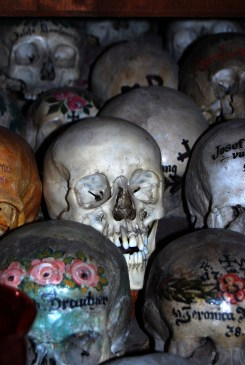 Ossuary - Photo by Elena