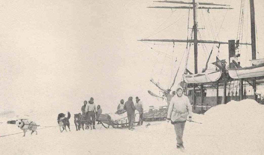 The voyage of the Karluk – polar disaster