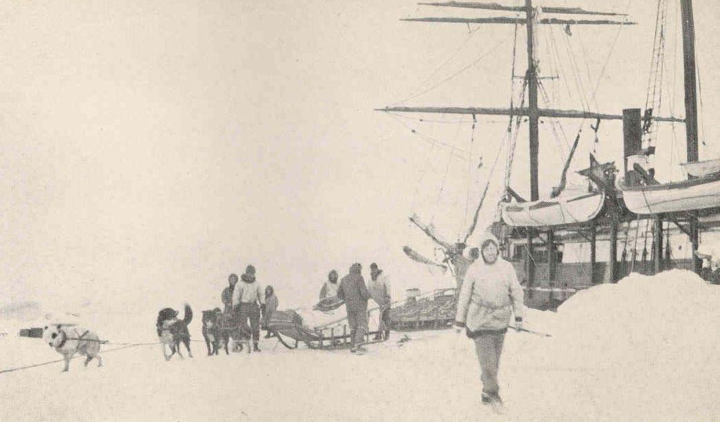 The voyage of the Karluk –polar disaster