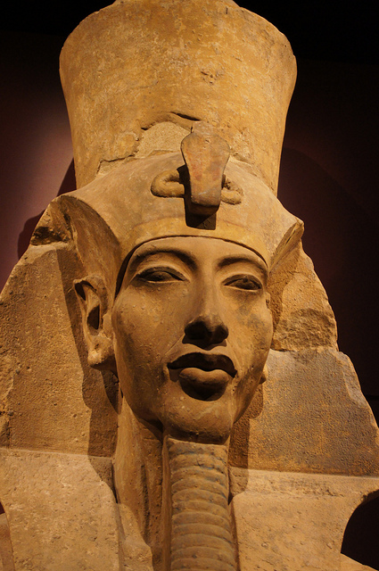 Akhenaten: Deformed King or Sassy Sculptor?