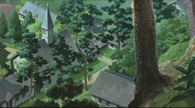 The hospital (Shichikoku Byouin)