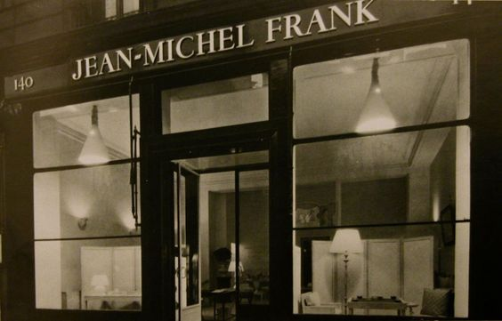 Frank's store in Paris