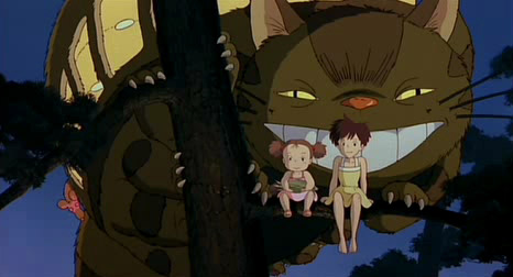 """I felt Satsuki and Mei just laughed near the tree,"" the mother said."