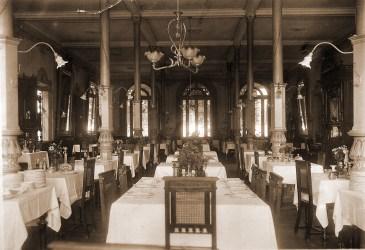 Dining room, El Eden