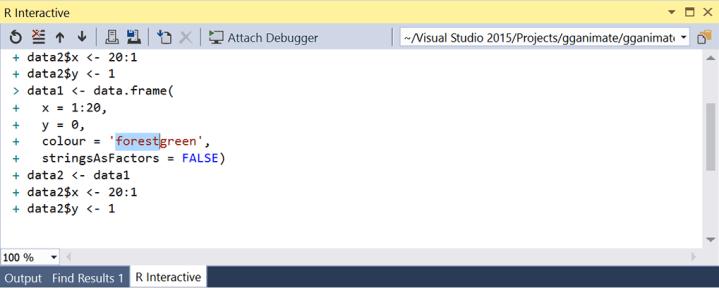 R Programming IDE