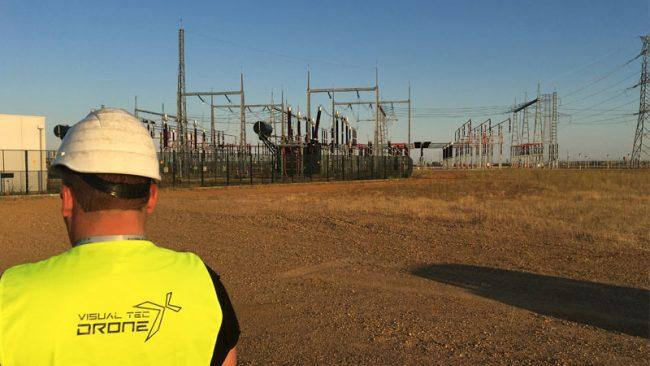 revisiones-energéticas-subestaciones-eléctricas-termografias-aéreas-drones