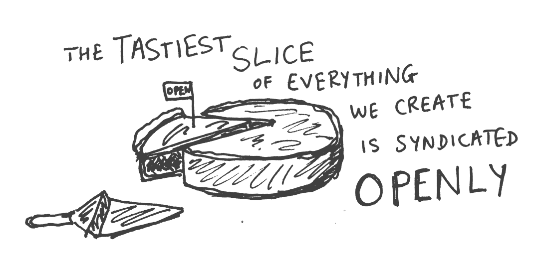The tastiest slice...