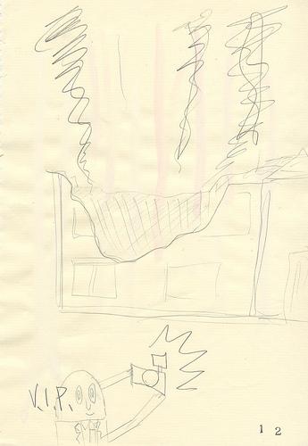 櫻田潤 アートワーク THE UNION ( p12 )