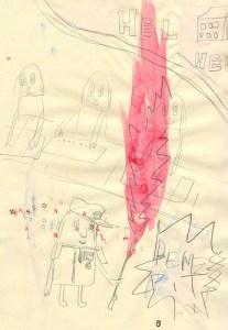 櫻田潤 アートワーク THE UNION ( p6 )