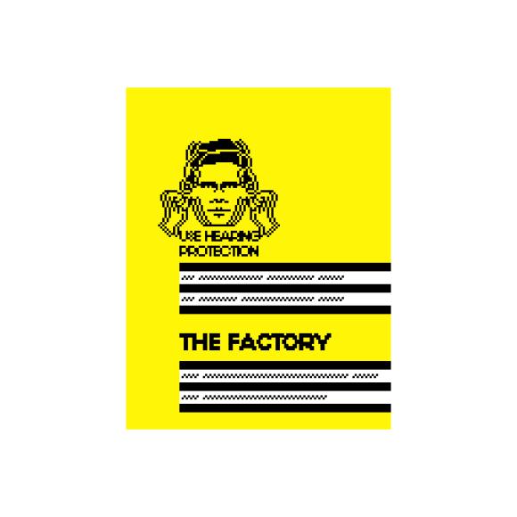ドット絵 The Factory