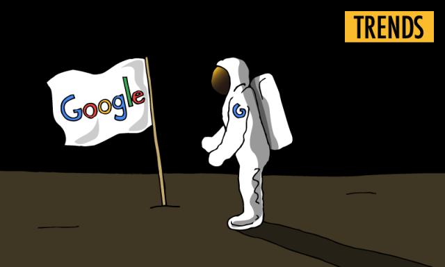 NewsPicks インフォグラフィック Google