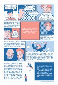 グラフィックノベル 漫画 櫻田潤 ハローワールド 3