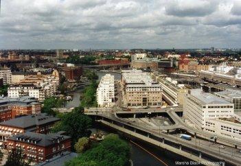 Life on the Canals in Stockholm, Sweden   Marsha J Black