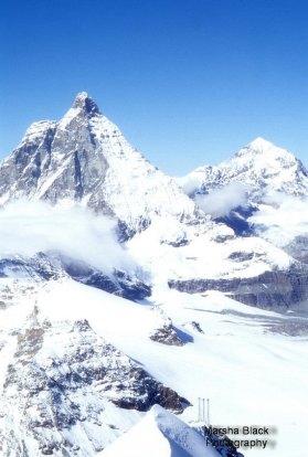 The Matterhorn, Switzerland | Marsha J Black