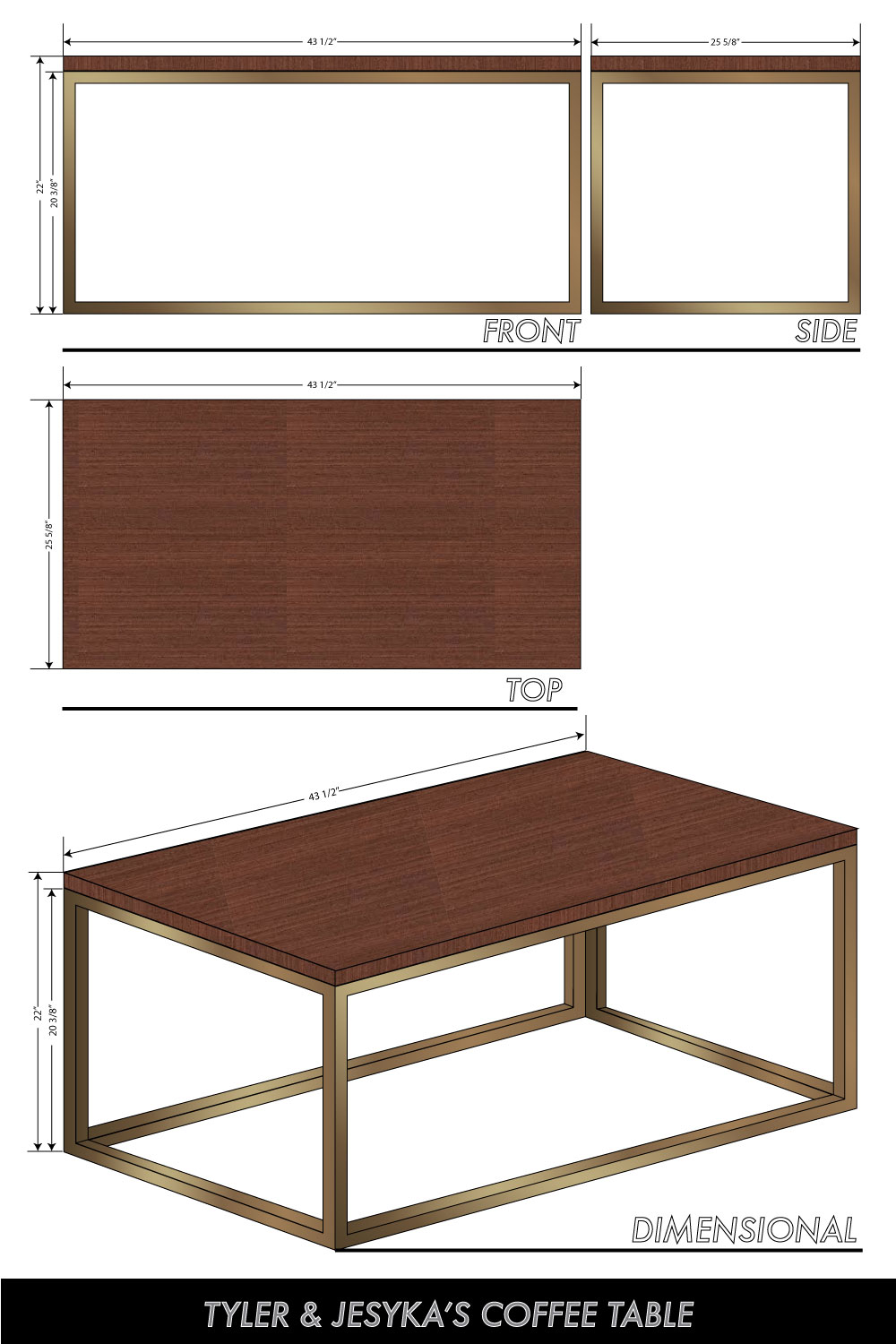 Building our own coffee table visual vocabularie - What is the average height of a coffee table ...