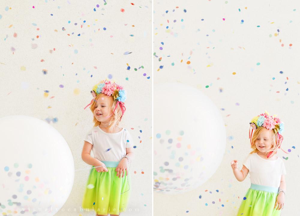Confetti-Balloon