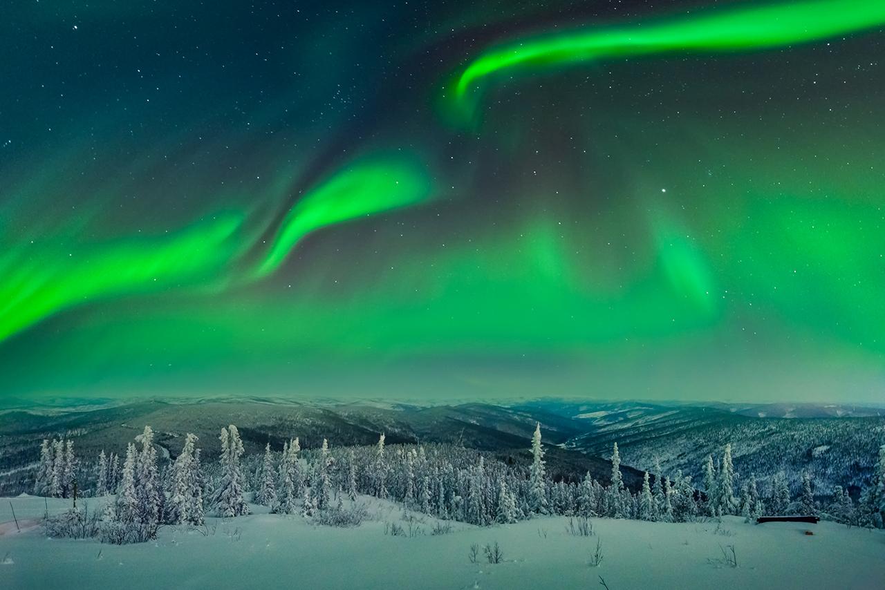 Can You See Northern Lights Montana