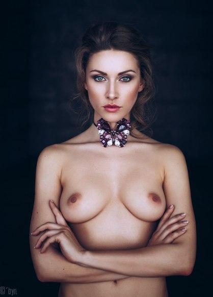Olga Alberti by Aleksei Tiurin
