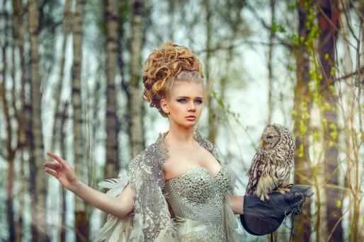 Yulia Vasilieva by Anna Chasovskikh