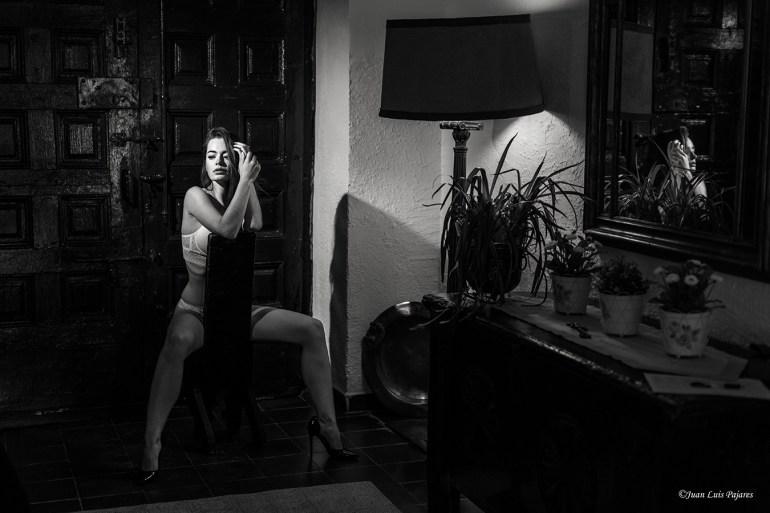 Photo: Juan Luis Pajares - Model: Lidia