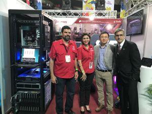 Expo Venezuela Potencia 2017 exhibió computadores VIT