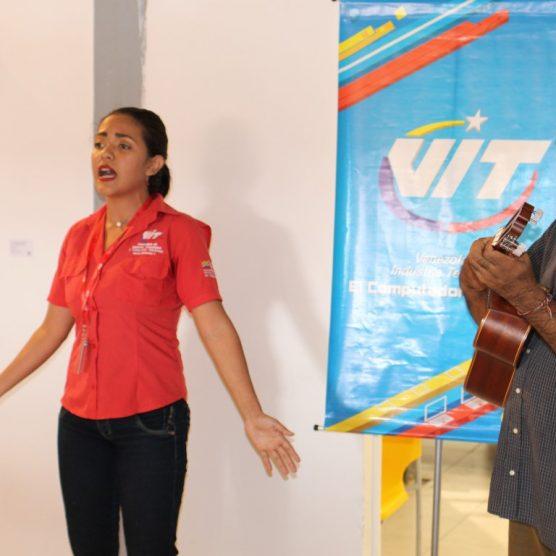 VIT realiza exposición de arte colectiva en homenaje a Alí Primera