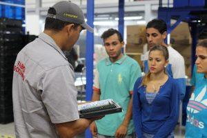VIT recibió a estudiantes del Instituto Universitario de Tecnología de Maracaibo