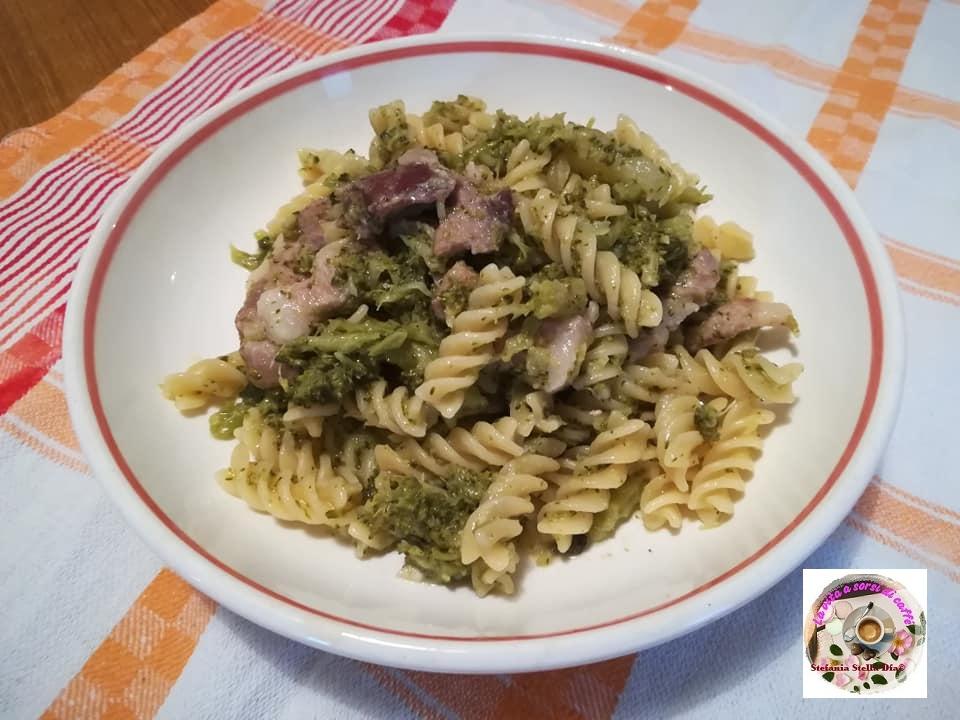 Broccoli e Pancetta: un primo semplice e gustoso