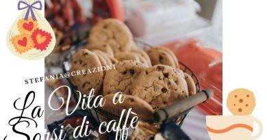 Biscottini con scaglie di cioccolato