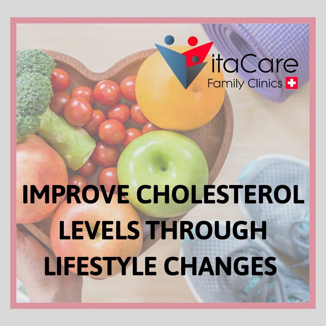 Improve Cholesterol Levels