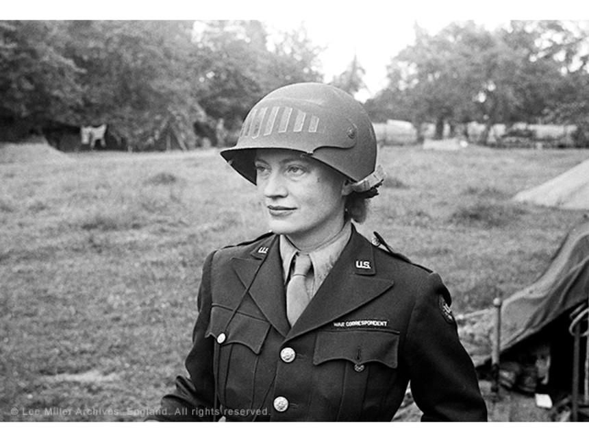 Una donna in guerra a Londra le fotografie di Lee Miller  Vita da Museo